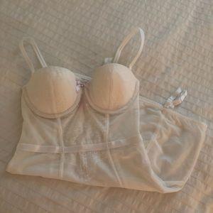 Victoria's Secret Intimates & Sleepwear - Victoria Secret Bridal lingerie NEVER WORN